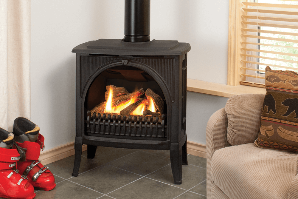 Valor Madrona Freestanding Gas Stove Bob S Intelligent Heating Decor