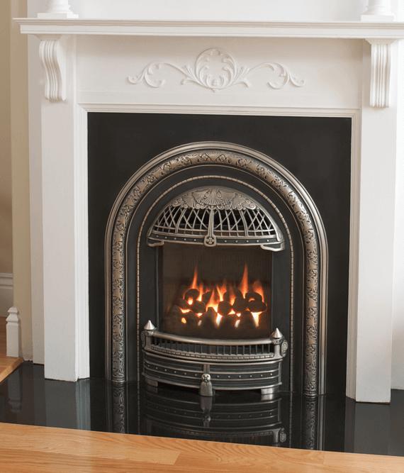 Valor Portrait Windsor Arch Gas Fireplace Bob S Intelligent Heating