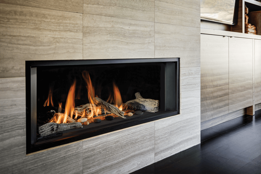 Valor L1 Linear Gas Fireplace Bob S Intelligent Heating