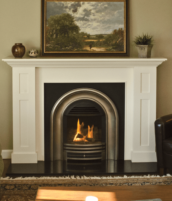 Convert Propane Fireplace To Natural Gas