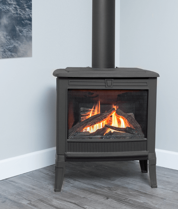 Valor Madrona Freestanding Gas Stove Bob S Intelligent Heating Decor